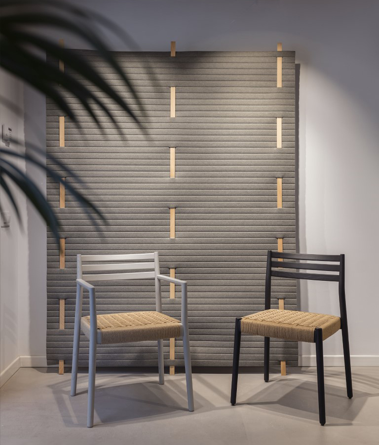 Vergés - Barcelona Design Week '20 – CRISSCROSS